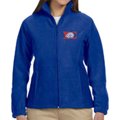 XC-Lion - M990W Harriton Ladies' 8oz. Full-Zip Fleece