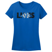 GlitterLions - L3930R Fruit of Loom Ladies' 5oz. 100% Heavy Cotton HD T-Shirt