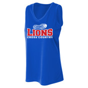 SHOE - A4 NW2360 Ladies' Athletic Tank Top