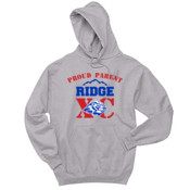 Proud - 996 Jerzees Adult 8oz. 50/50 Pullover Hooded Sweatshirt