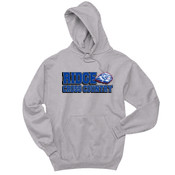 RIDGE - 996 Jerzees Adult 8oz. 50/50 Pullover Hooded Sweatshirt